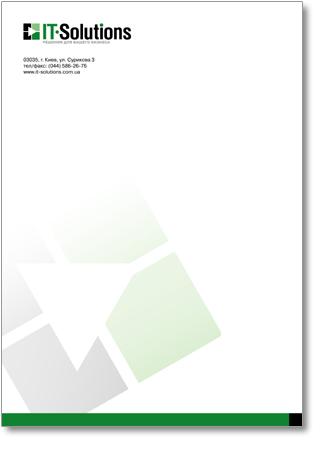 Рисунки для фирменного бланка организации